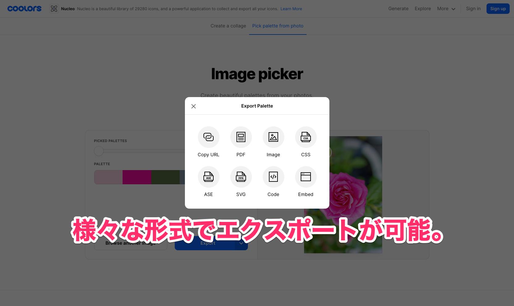 配色ツールCoolors_03